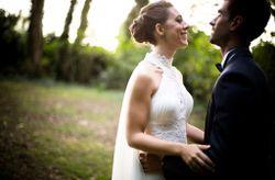 Paula e João, um casamento de estilo eclético e de emoções fortes