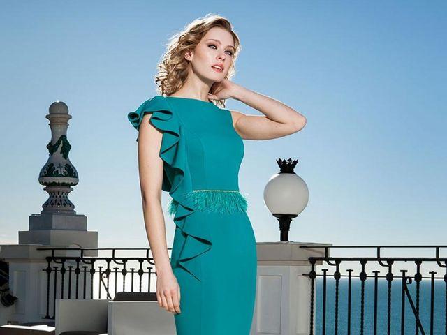 Vestidos de festa com folhos: 40 modelos para 2019