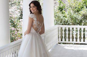 Sincerity, a marca de vestidos de noiva que te cativará