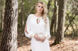 20 vestidos de noiva simples para casamentos civis