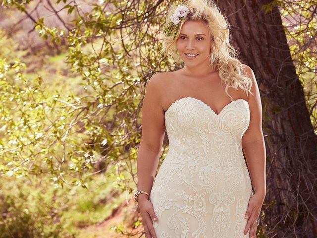 26 Vestidos de noiva plus size