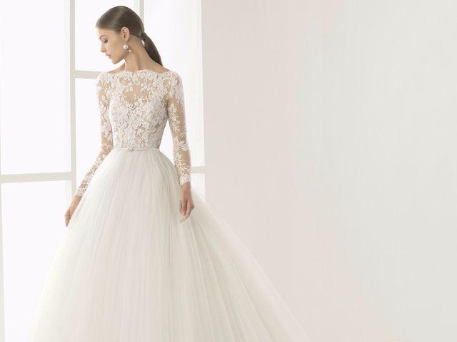 20 Vestidos para noivas clássicas