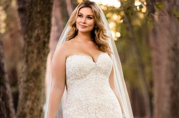 25 Vestidos de noiva plus size: encontra o teu!