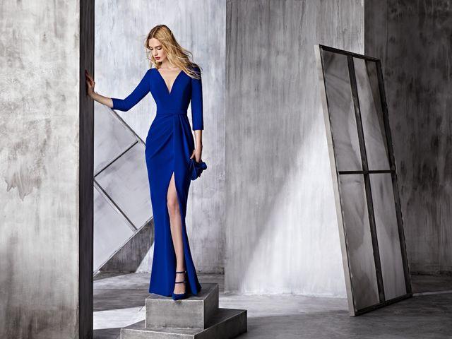30 Vestidos azuis para as convidadas