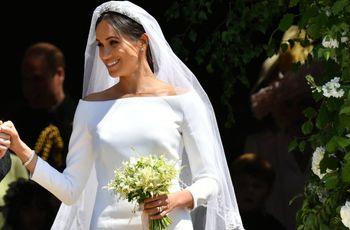Gostaste do vestido de Meghan Markle? Então temos 30 modelos para ti!
