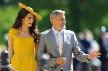Vestidos de festa amarelos: modelos inspirados no look de Amal Clooney