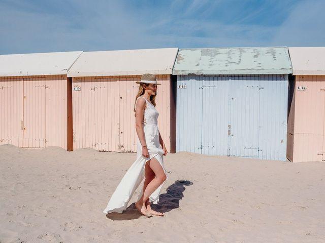 30 vestidos com racha para as noivas mais ousadas
