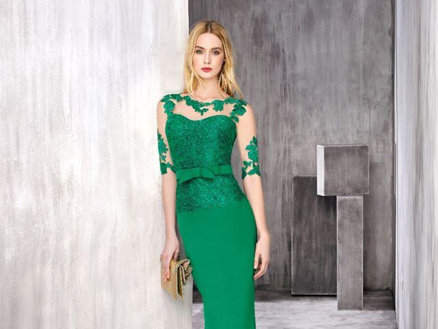 Look de convidada em verde e dourado: 10 propostas