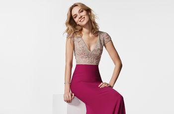 Look de convidada: 50 vestidos Pronovias para este Outono/Inverno