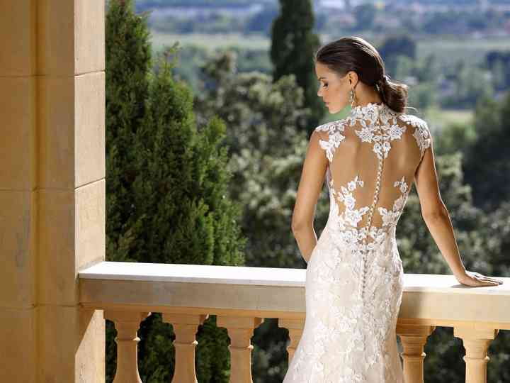 50 vestidos de noiva com tattoo lace