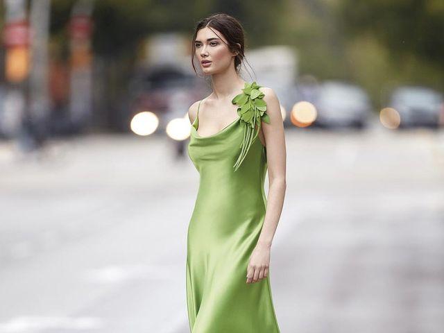 30 Vestidos verdes para as convidadas
