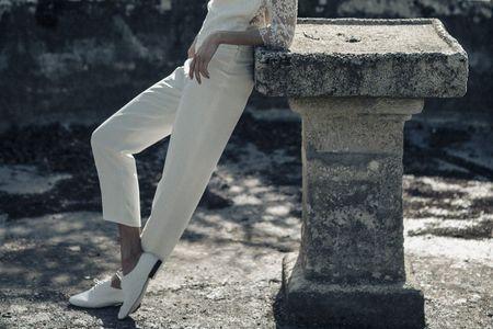 Noiva de calças: os looks mais elegantes e modernos