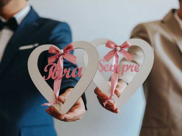 Como organizar o teu casamento de 2022, passo a passo!