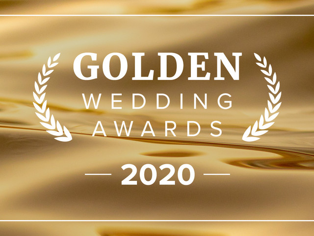 Golden Wedding Awards 2020: conhece a lista dos premiados!