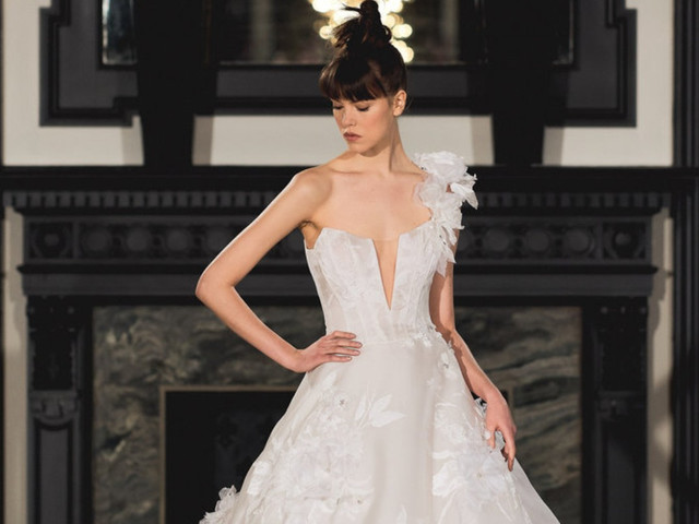 Ines Di Santo: os vestidos de noiva mais originais de 2019