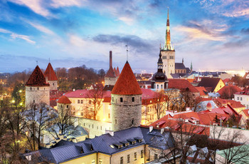 Lua de mel na Estónia: 6 paragens obrigatórias