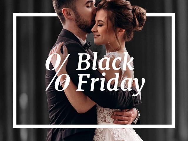 As melhores ofertas da Black Friday 2019 em Casamentos.pt