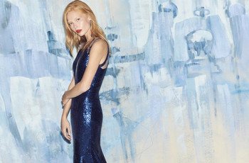 Vestidos de festa brilhantes: 25 modelos para esta época festiva
