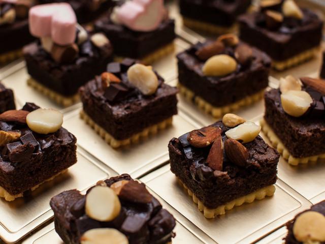 Ilha de chocolate: uma perdição para os casais gulosos!