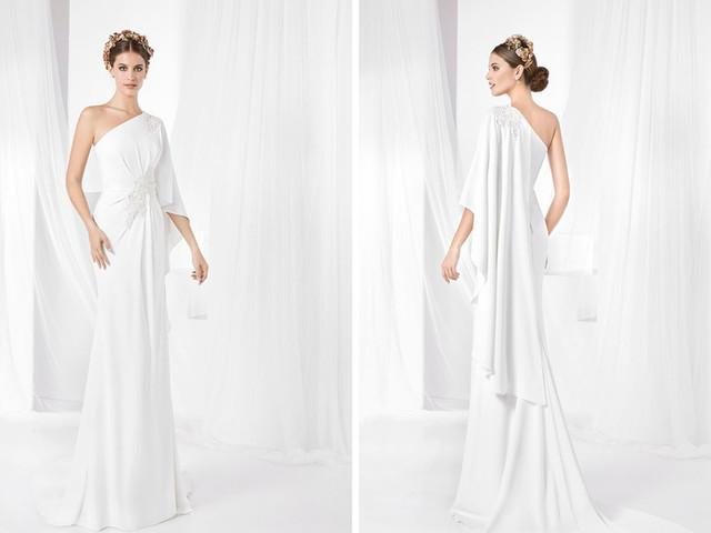 30 vestidos de noiva que nos fazem sonhar com as deusas do Olimpo