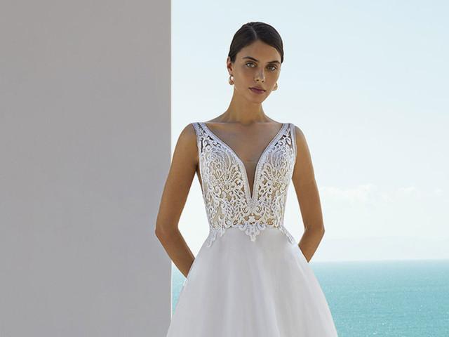 Coleção vestidos de noiva Oreasposa 2021