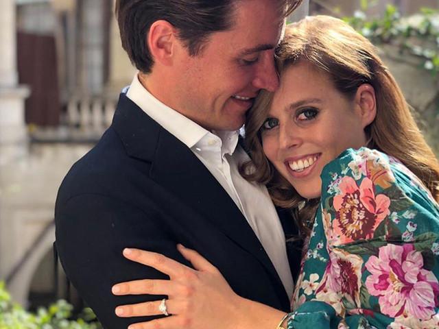 Noivado real: a Princesa Beatrice está noiva de Edoardo Mapelli!