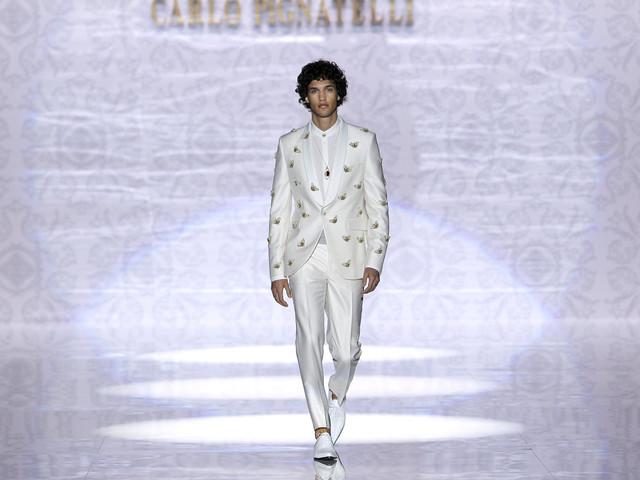 Carlo Pignatelli: uma coleção imperdível para os noivos de 2020