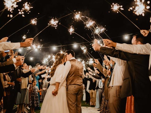 O casamento de Débora e Daniel: um dia mágico marcado pela espontaneidade e emoção!