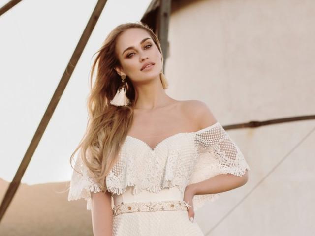 50 vestidos de casamento com um toque boémio