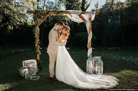 Casamentos ao ar livre: dicas do que vestir para nao errar