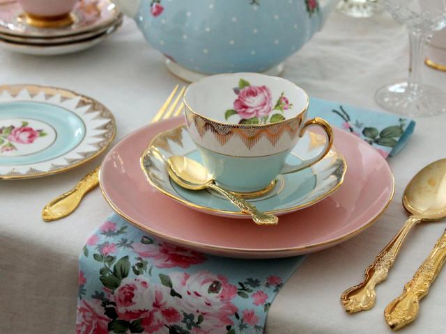 Casamento com chá: propostas para arrasar