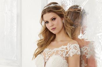 A irreverência e sensualidade nos vestidos de noiva Morilee 2021