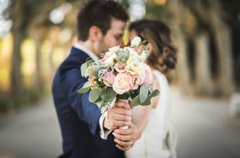 As melhores tendências de ramo de noiva 2021