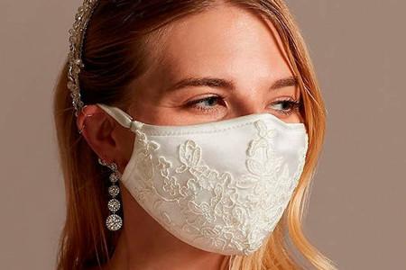 Casamentos durante o coronavírus: máscaras para todos os gostos