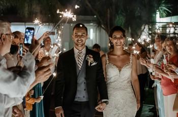 5 ideias para surpreender os convidados num casamento em casa