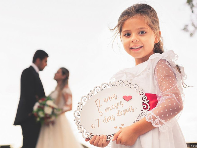 Crianças e casamentos na era da Covid-19