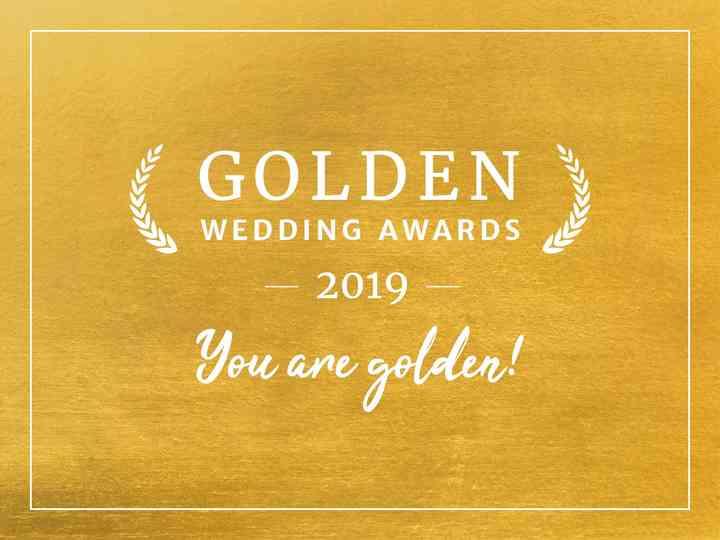 Golden Wedding Awards 2019: conhece a lista dos premiados!