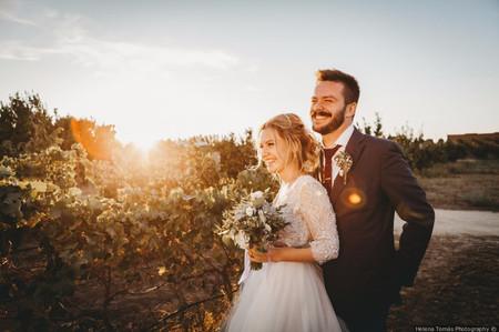 As vantagens de se casarem no Outono