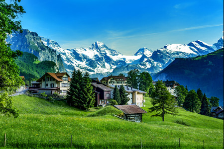 Lua de mel na Suiça: uma viagem de sonho ao país dos relógios
