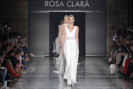 Rosa Clará: elegância e art décor para as noivas de 2020