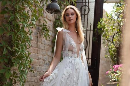 Coleção Vestidos de noiva Neta Dover para 2021: romantismo e intensidade