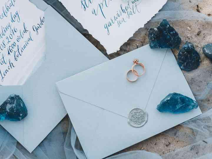 Os convites mais originais para um casamento de verão