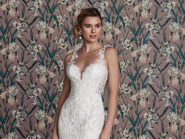 O glamour dos anos 30 nos vestidos de noiva de Justin Alexander Signature 2021