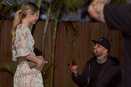 Nicky Jam e Cydney Moreau- O noivado que marcou este São Valentim