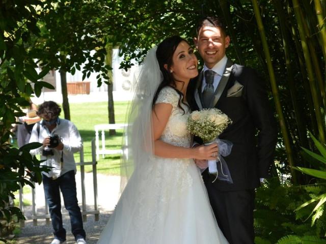 O casamento de Andreia e André: tirar o melhor partido de uma situação excecional
