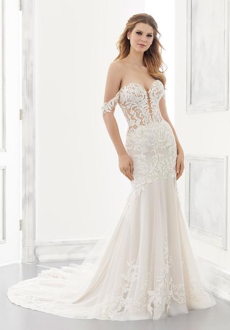 Coleção de vestidos de noiva Morilee (Voyagè) 2021: romantismo intemporal