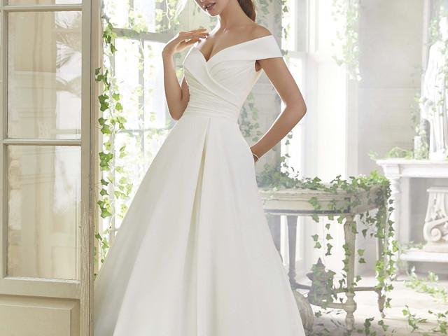 30 Vestidos de noiva minimal
