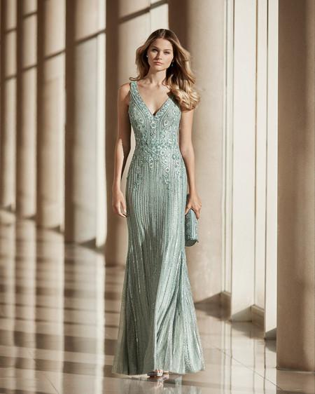 Vestidos de cerimónia Rosa Clará: a apaixonante nova coleção 2020