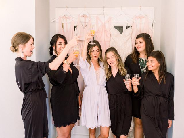 Preparação da noiva: 5 truques para que corra na perfeição!