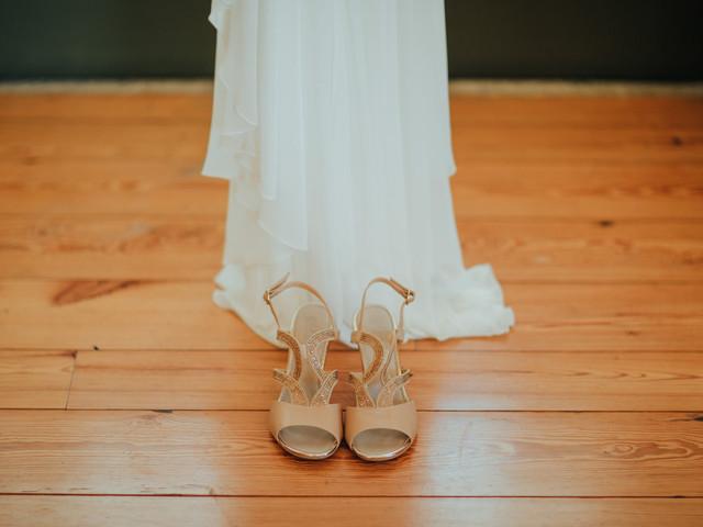 As melhores ideias para reutilizar os sapatos de noiva depois do casamento
